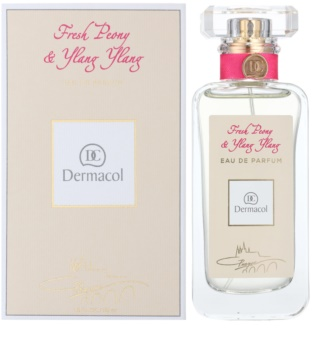 Dermacol Fresh Peony & Ylang Ylang parfumska voda za ženske 50 ml