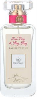 Dermacol Fresh Peony & Ylang Ylang eau de parfum pour femme 50 ml