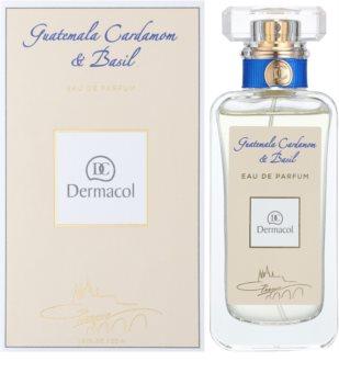 Dermacol Guatemala Cardamom & Basil parfumska voda uniseks 50 ml
