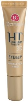 Dermacol HT 3D crema remodelatoare pentru ochi si buze