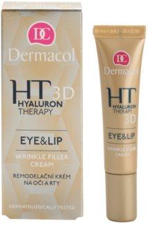 Dermacol HT 3D remodelačný krém na oči a pery