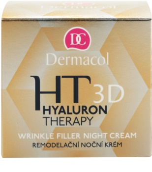 Dermacol HT 3D remodelačný nočný krém