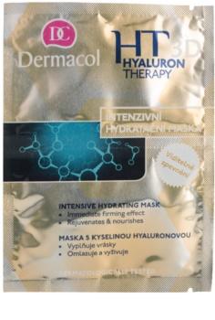 Dermacol HT 3D intenzivní hydratační maska s kyselinou hyaluronovou