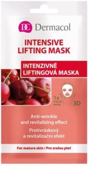 Dermacol Intensive Lifting Mask textilní 3D liftingová maska