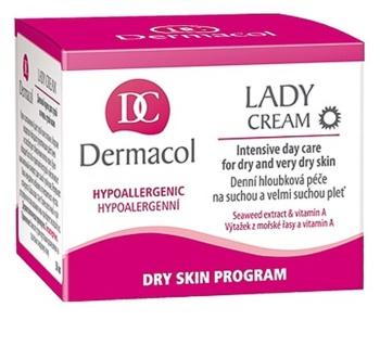 Dermacol Dry Skin Program Lady Cream crème de jour pour peaux sèches à très sèches