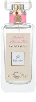 Dermacol Magnolia & Passion Fruit Eau de Parfum voor Vrouwen  50 ml