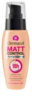 Dermacol Matt Control zmatňující make-up
