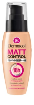 Dermacol Matt Control zmatňujúci make-up