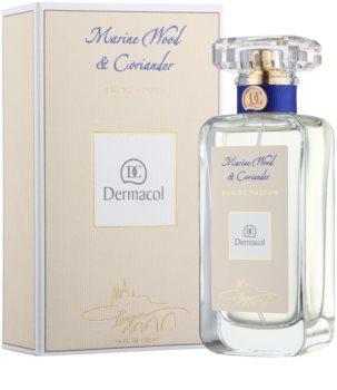 Dermacol Marine Wood & Coriander parfumska voda uniseks 50 ml