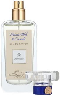 Dermacol Marine Wood & Coriander parfémovaná voda unisex 50 ml