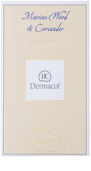 Dermacol Marine Wood & Coriander eau de parfum mixte 50 ml