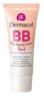Dermacol BB Magic Beauty тонуючий зволожуючий крем 8 в 1