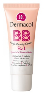 Dermacol BB Magic Beauty crème teintée hydratante 8 en 1