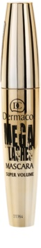 Dermacol Mega Lashes mascara cu efect de volum