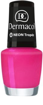 Dermacol Neon неоновий лак для нігтів