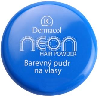 Dermacol Neon barevný pudr na vlasy