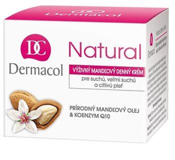 Dermacol Natural výživný denní krém pro suchou až velmi suchou pleť
