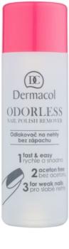 Dermacol Odourless removedor de verniz sem cheiro