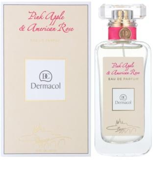 Dermacol Pink Apple & American Rose parfémovaná voda pro ženy 50 ml
