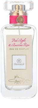 Dermacol Pink Apple & American Rose eau de parfum per donna 50 ml