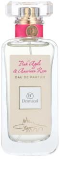 Dermacol Pink Apple & American Rose Eau de Parfum voor Vrouwen  50 ml