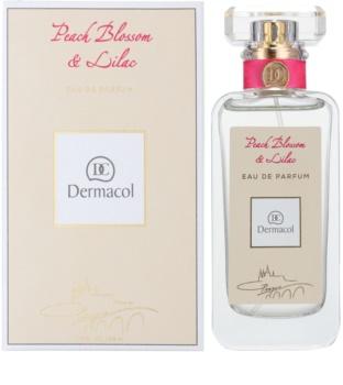 Dermacol Peach Blossom & Lilac eau de parfum nőknek 50 ml