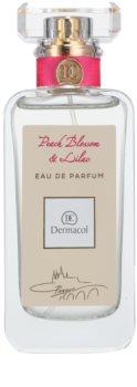 Dermacol Peach Blossom & Lilac Eau de Parfum für Damen 50 ml