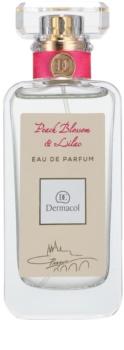 Dermacol Peach Blossom & Lilac Parfumovaná voda pre ženy 50 ml
