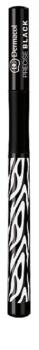 Dermacol Black Sensation Precise Black očné linky