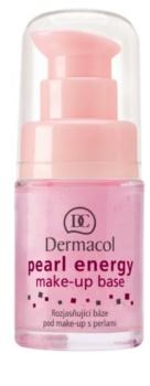 Dermacol Pearl Energy base de maquilhagem para pele cansada