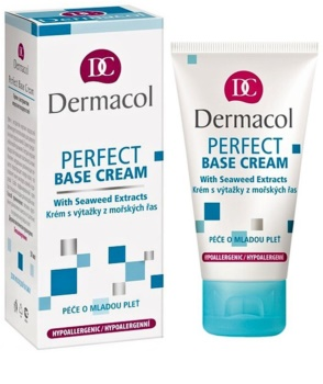 Dermacol Perfect crème aux extraits d'algues marines