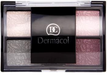 Dermacol Quattro Eye Shadows тіні для повік