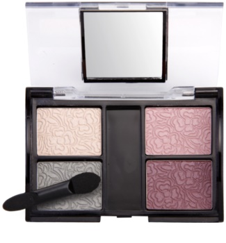 Dermacol Quattro Eye Shadows fard ochi