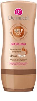 Dermacol Self Tan loção autobronzeador