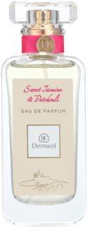 Dermacol Sweet Jasmine & Patchouli Eau de Parfum für Damen 50 ml