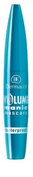Dermacol Volume Mania mascara waterproof pour donner du volume