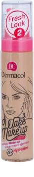 Dermacol Wake & Make-Up розяснюючий тональний крем з миттєвим ефектом