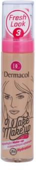 Dermacol Wake & Make-Up fond de teint illuminateur effet instantané