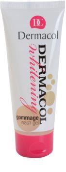 Dermacol Whitening mycí gel s mikroperličkami