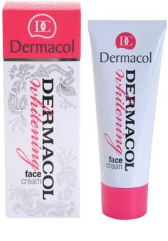 Dermacol Whitening crema cu efect de albire impotriva petelor