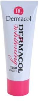 Dermacol Whitening belilna krema za obraz proti pigmentnim madežem
