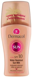 Dermacol Sun Water Resistant lait solaire waterproof SPF 10