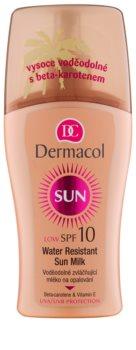 Dermacol Sun Water Resistant wasserfeste Sonnenmilch SPF 10
