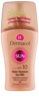Dermacol Sun Water Resistant Water Resistant Sun Milk SPF 10