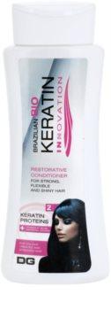 Dermagen Brazil Keratin Innovation posilující kondicionér pro barvené a poškozené vlasy