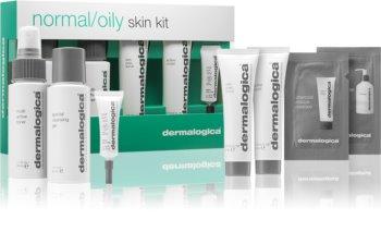 Dermalogica Daily Skin Health kozmetični set II. (za normalno do mastno kožo) za ženske