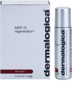 Dermalogica AGE smart spevňujúce a regeneračné sérum vo forme púdru pre rozjasnenie a vyhladenie pleti