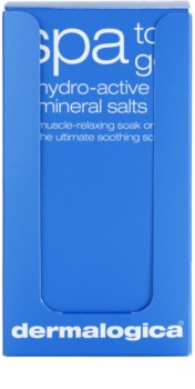 Dermalogica Body Therapy sal mineral para hidromassagem. para banho