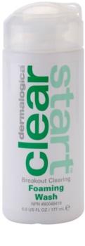 Dermalogica Clear Start Breakout Clearing čistilna pena proti nepravilnostim na aknasti koži