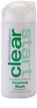 Dermalogica Clear Start Breakout Clearing pjena za čišćenje za nepravilnosti na licu sklono aknama